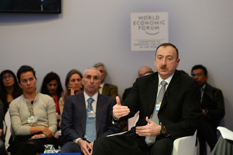 "President Ilham Aliyev: ""Now Azerbaijan has become a donor country"""